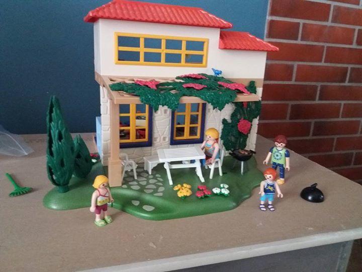maison de campagne playmobil 35 Briare (45)