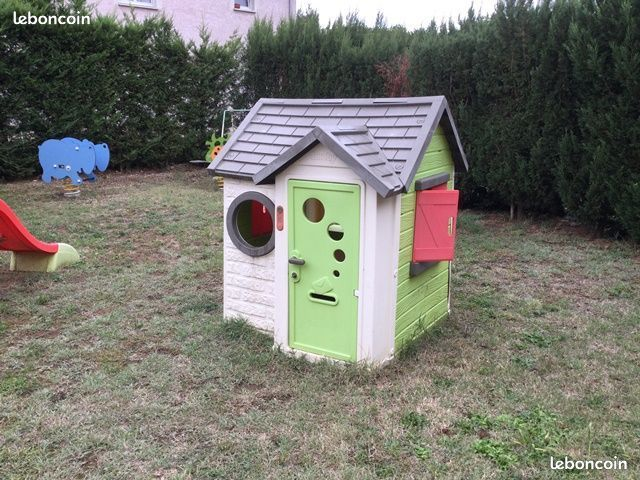 Maison de jardin smoby   My House   55 Salaise-sur-Sanne (38)