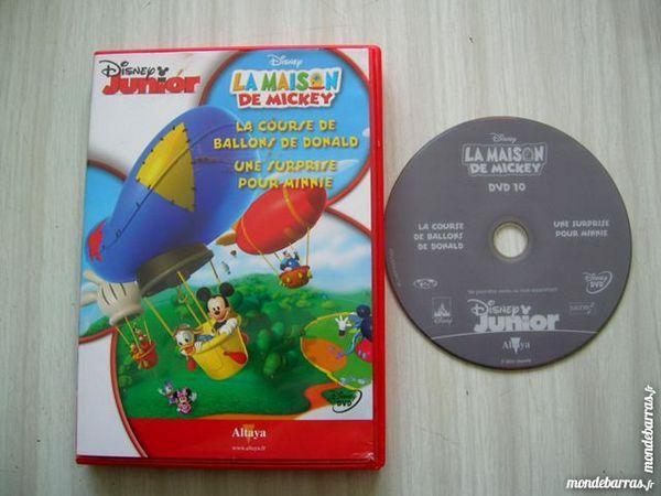 DVD LA MAISON DE MICKEY La course de ballons 6 Nantes (44)