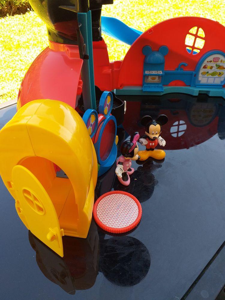 La maison de Mickey mouse  0 Aubigné-Racan (72)