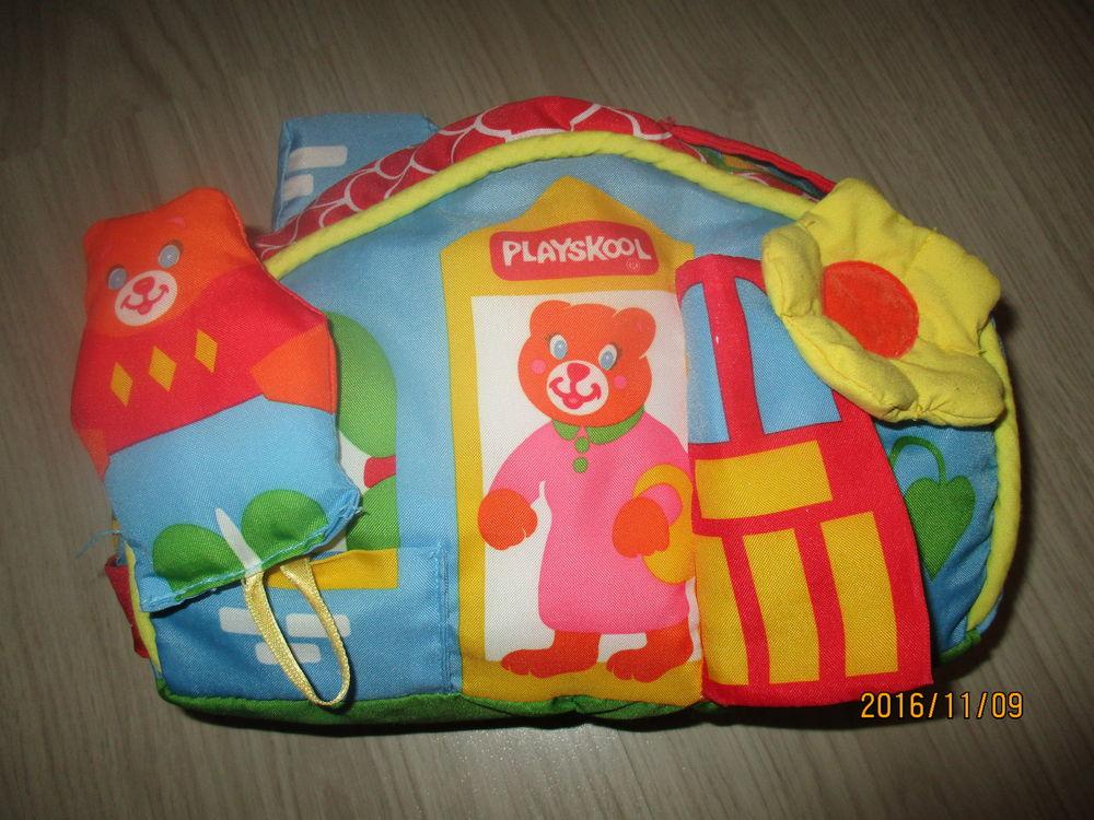 maison en mousse playskool 1er âge 5 Brunoy (91)