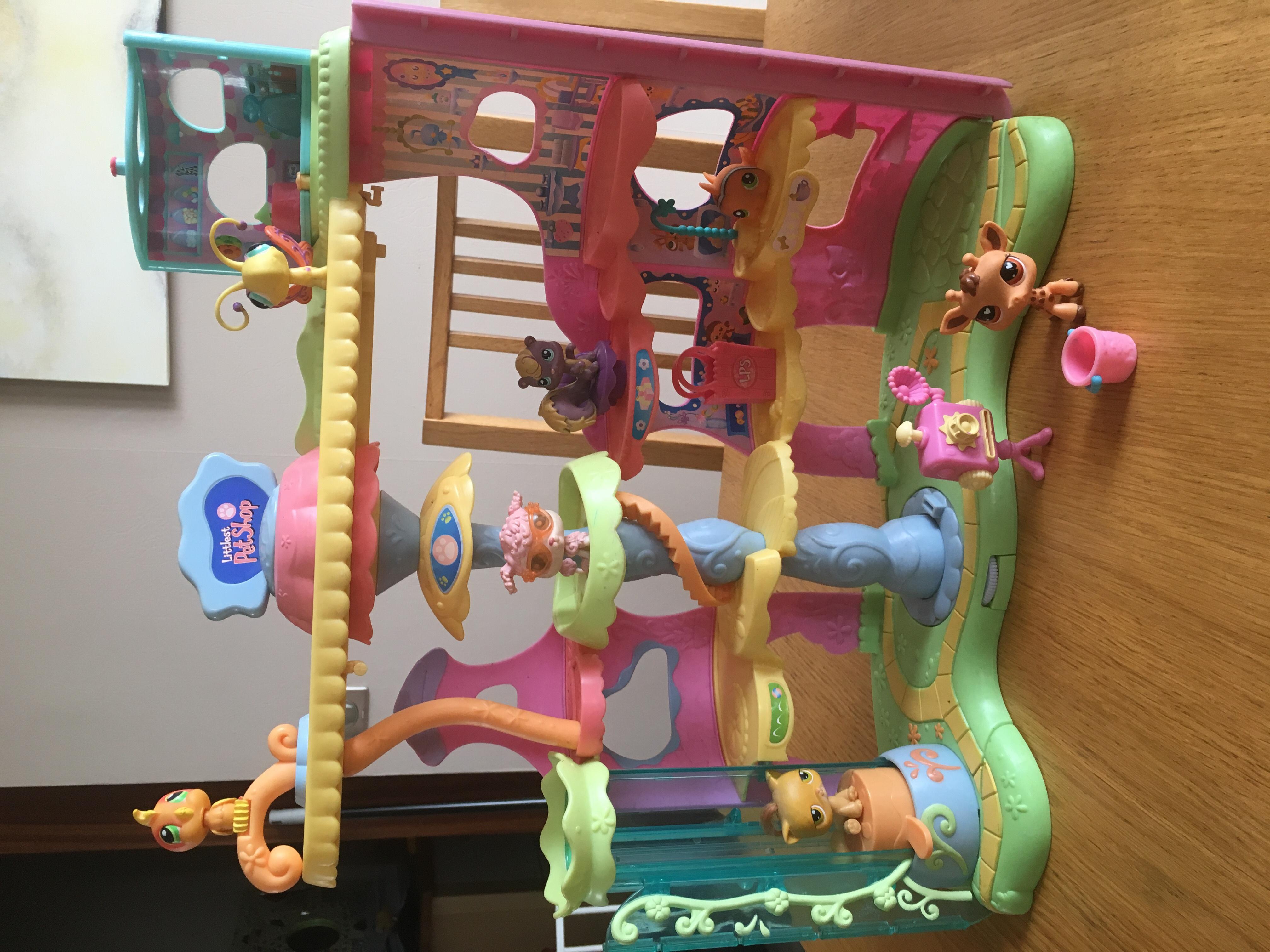 maison PetShop et ses accessoires 12 Mitry-Mory (77)