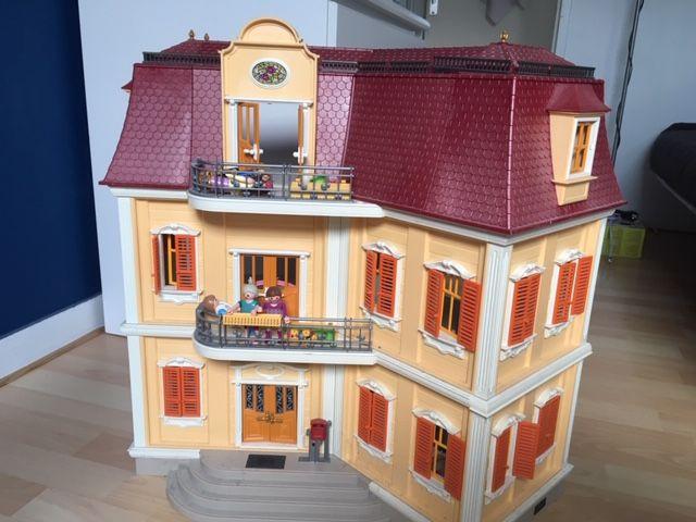 Achetez Maison Playmobil Occasion Annonce Vente A Verneuil Sur Seine 78 Wb162158767