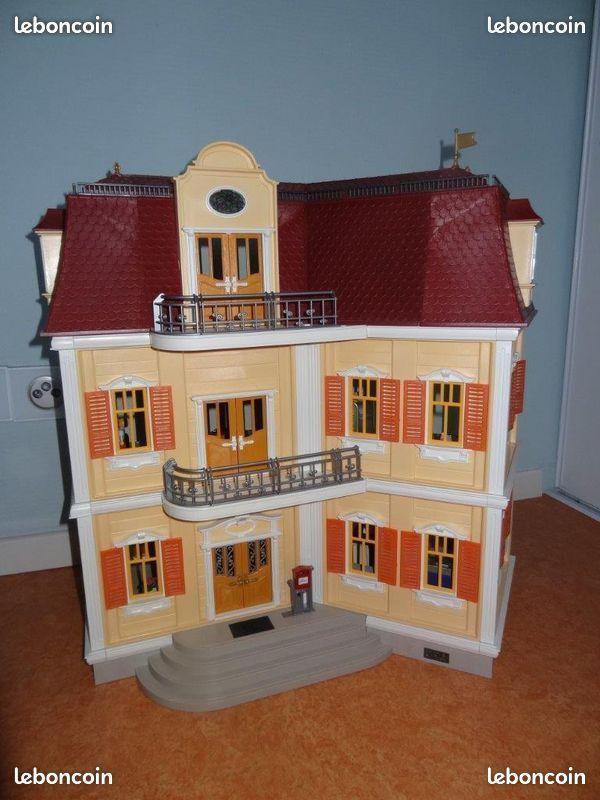 Maison Playmobil ENTIEREMENT MEUBLEE 200 Reichshoffen (67)