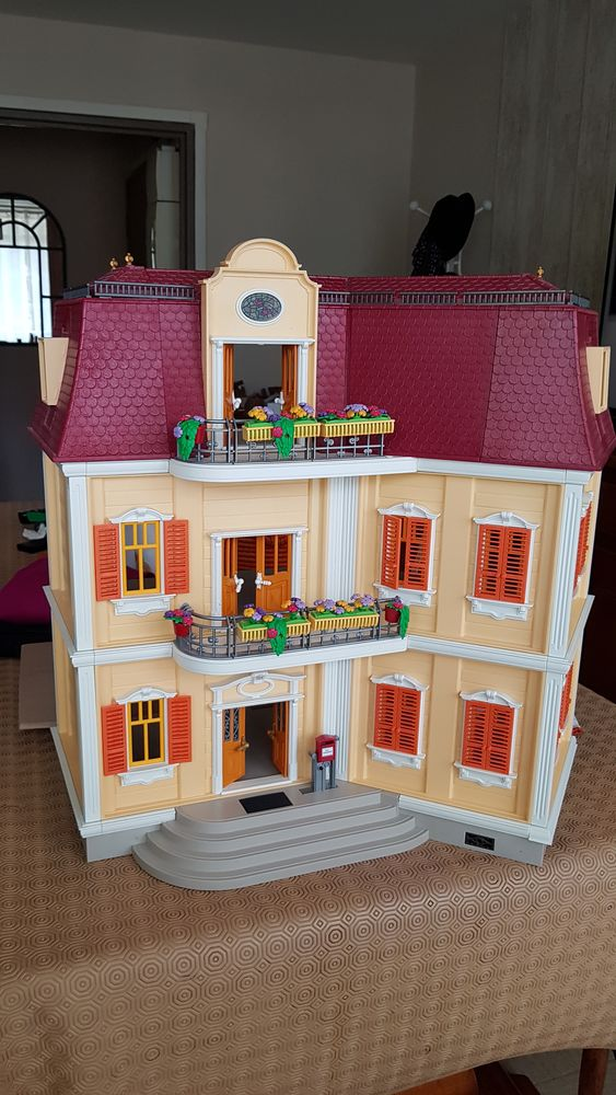 Maison Playmobil 160 Évry (91)