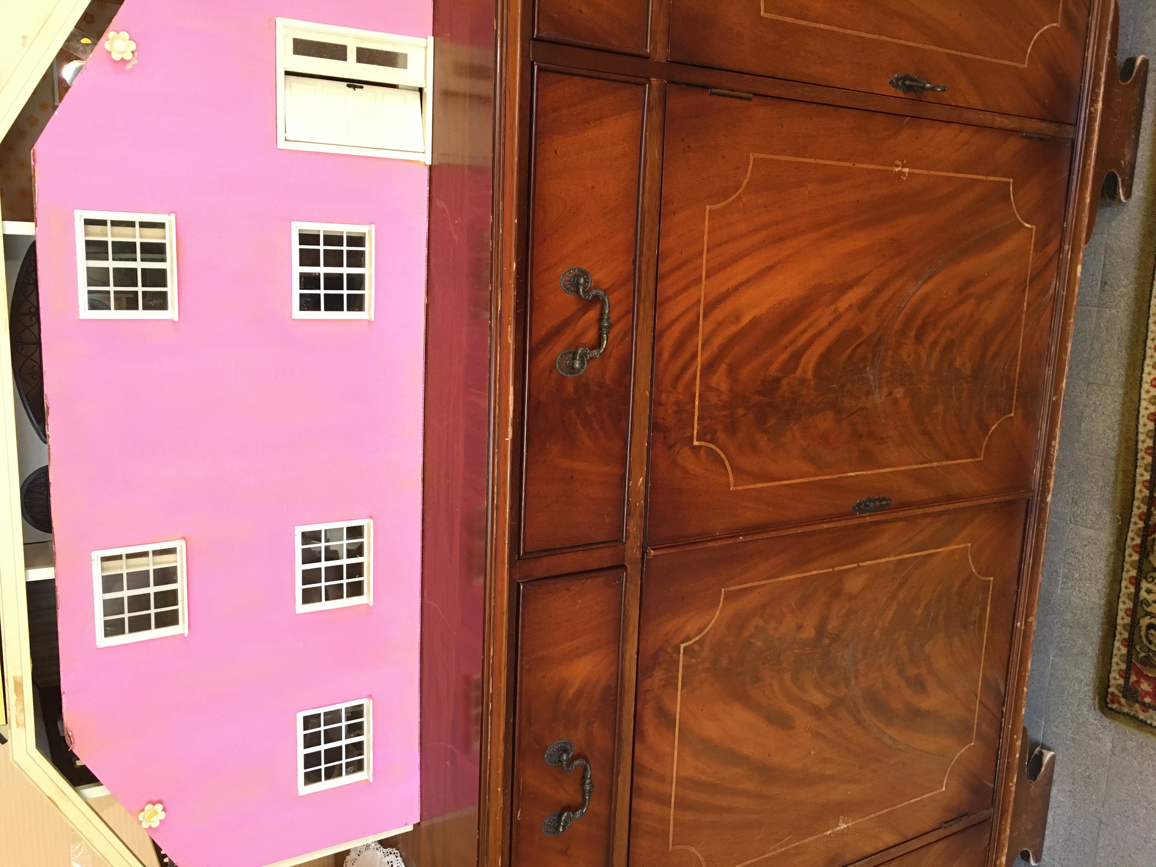 Maison de poupée  50 Amiens (80)