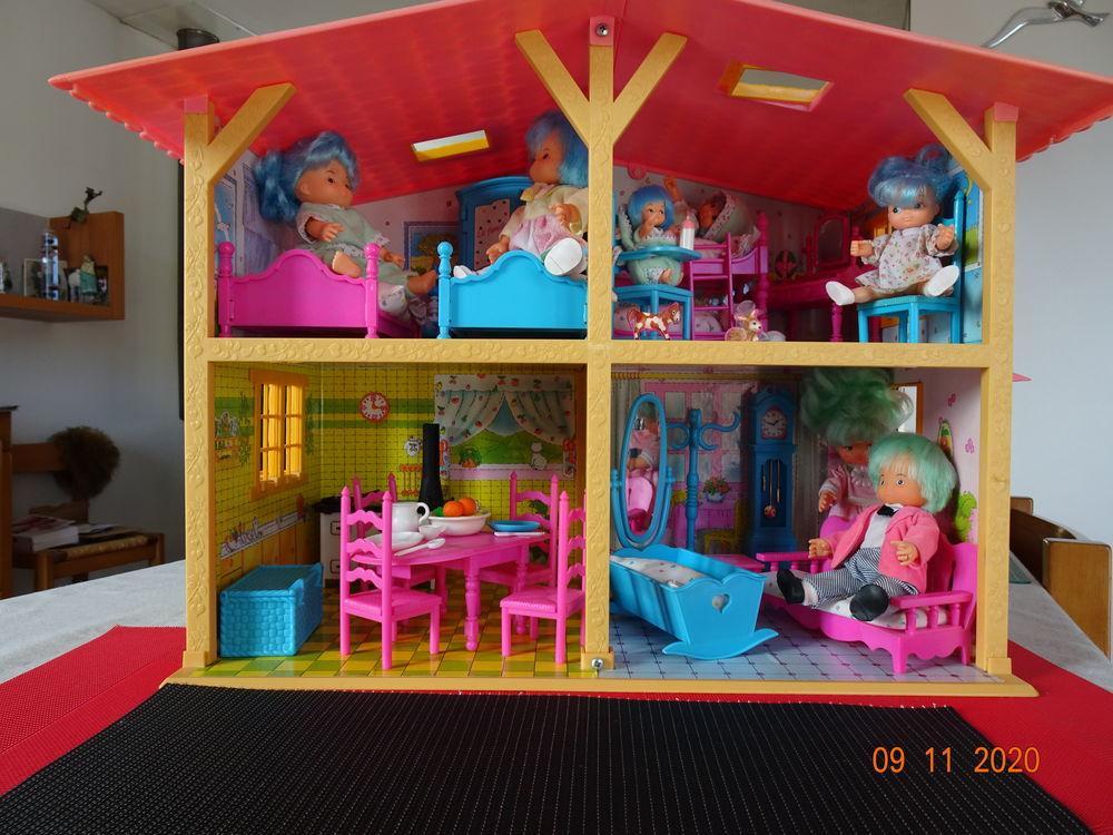 Maison de poupées 30 Notre-Dame-de-Bondeville (76)