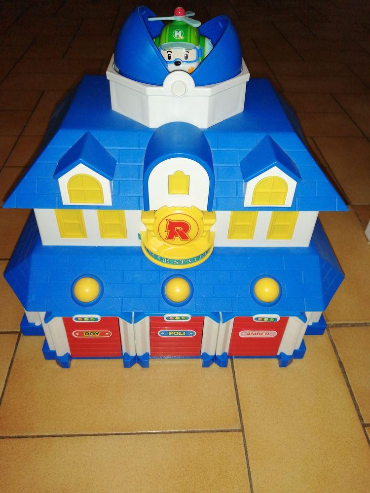 Maison ROBOCAR POLI 10 Saint-Rémy (01)