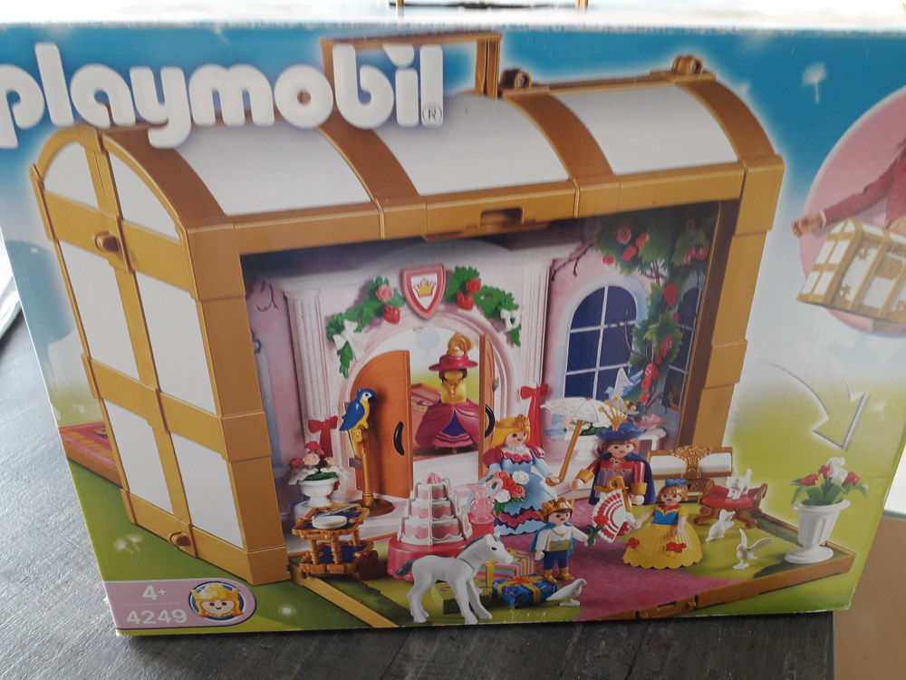 maison transportable playmobil 20 Affoux (69)