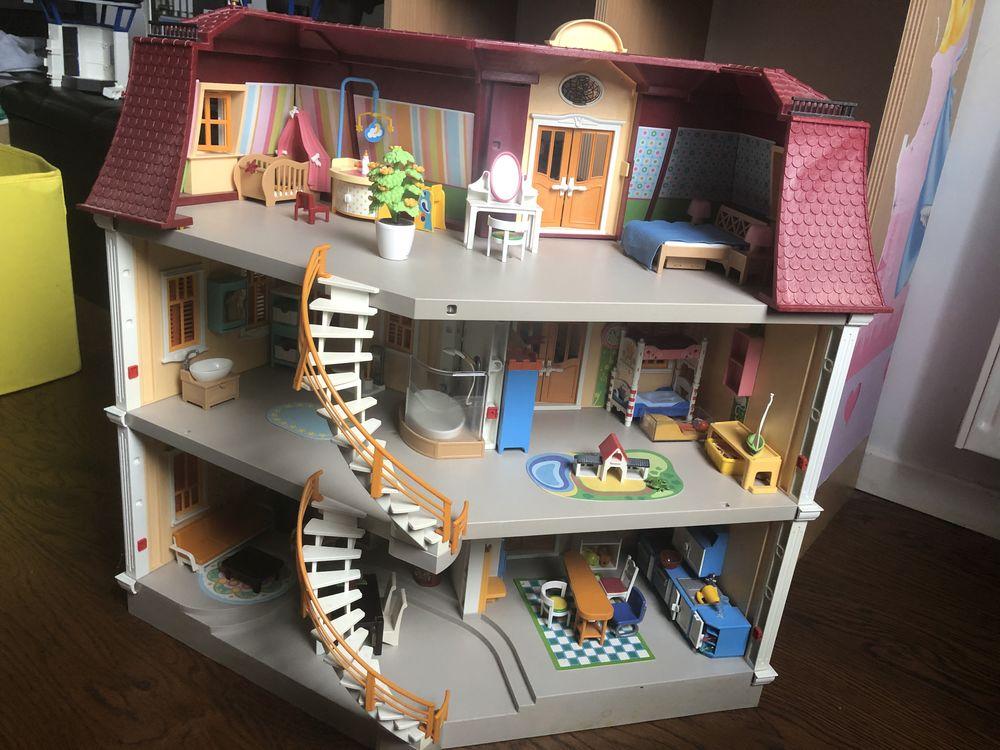 Maison de ville playmobile 150 Le Plessis-Trévise (94)
