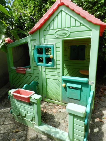 Achetez maisonnette d 39 enfant occasion annonce vente thurins 69 wb150 - Maisonnette d enfant ...