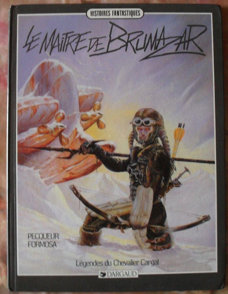 BD:Le Maître de BRUMAZAR (Légendes du Chevalier Cargal) 1 Montreuil (93)
