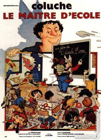 Dvd: Le Maître d'école (554) DVD et blu-ray
