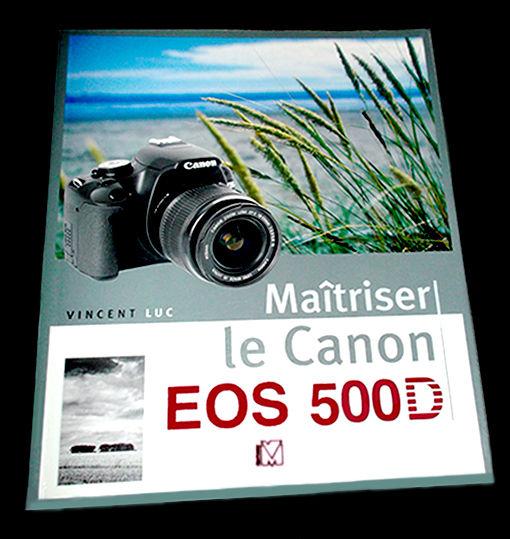 Maîtriser le Canon EOS  500D 10 Villeneuve-le-Roi (94)