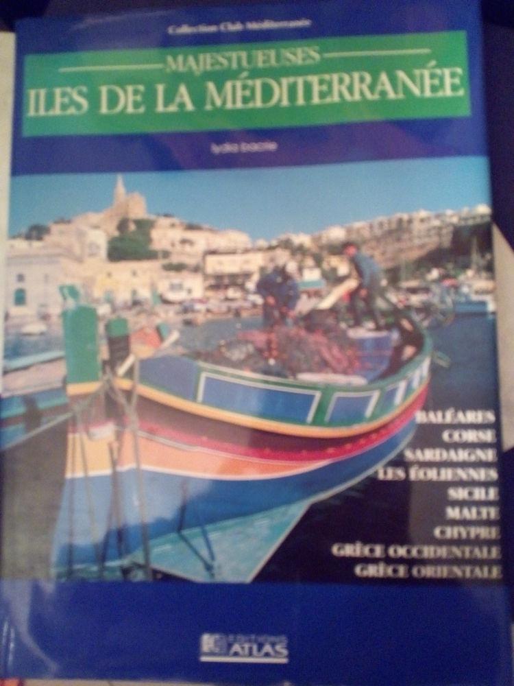 Majestueuses iles de la méditerranée  10 Savigny-sur-Orge (91)