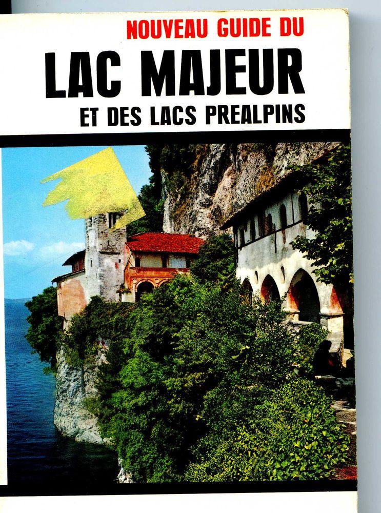 LAC MAJEUR et LACS PREALPINS, guide, 3 Rennes (35)