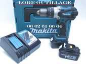 MAKITA BDF452 - Visseuse / Perceuse 190 Cagnes-sur-Mer (06)