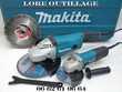 MAKITA GA9020 + 9558HNR - Meuleuse