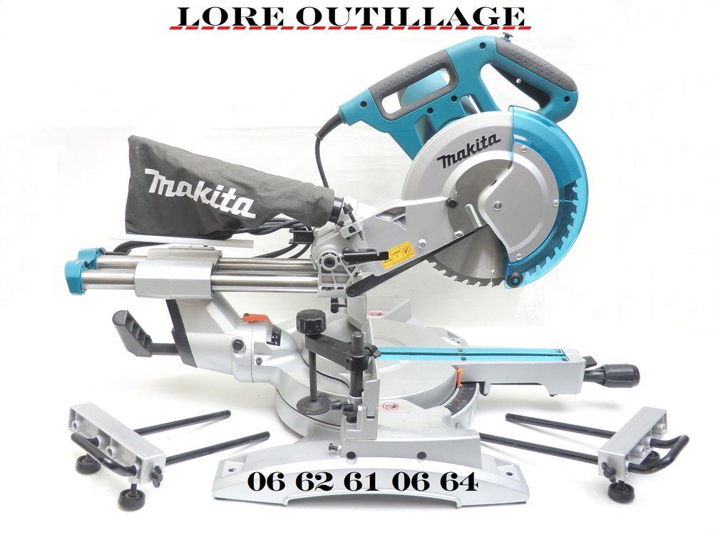 MAKITA LS0815FL - Scie onglet radiale Bricolage