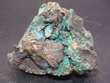 Malachite (pseudomorphose) Azurite avec présence de Malachit Unique/collector