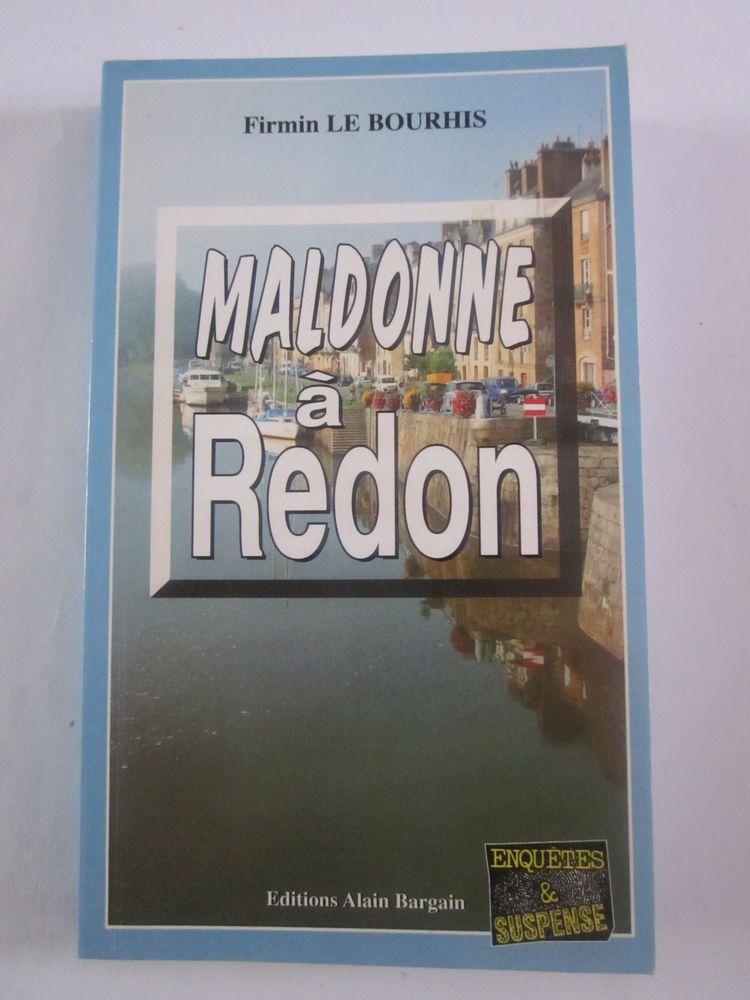 MALDONNE A REDON  policier  BRETON BARGAIN 3 Brest (29)