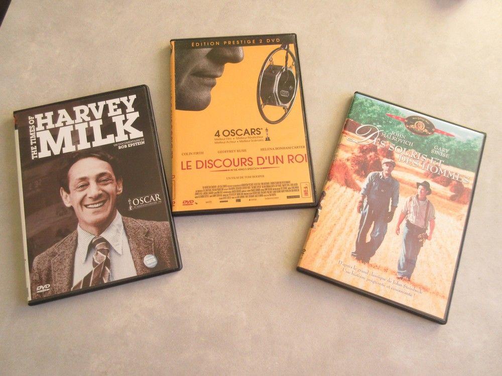 DVD H. MALIK Discours d'un roi des souris et des hommes 9 Jury (57)