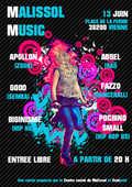 MALISSOL MUSIC 0 Vienne (38)