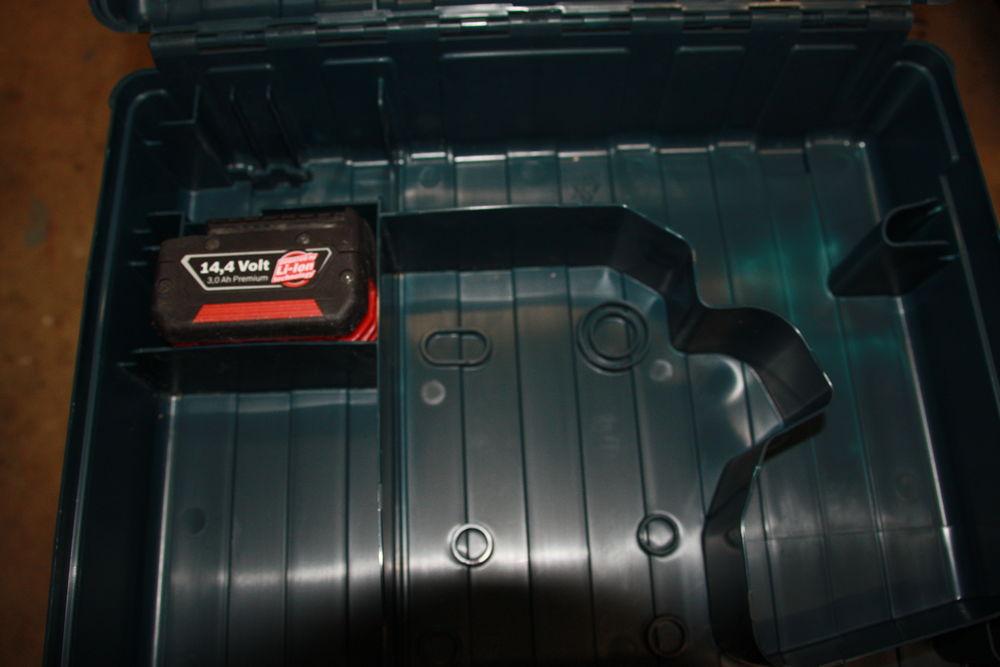 mallette Bosch +batterie 14.4V Bricolage
