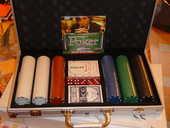 Mallette de Poker - 15 euros 15 Lyon 7 (69)