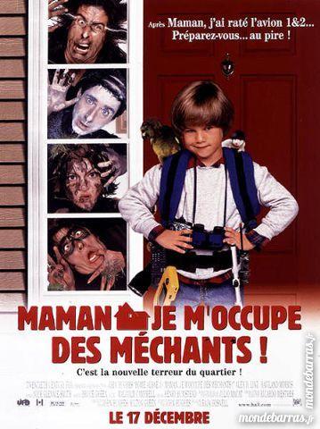 K7 Vhs: Maman, je m'occupe des méchants (537) DVD et blu-ray