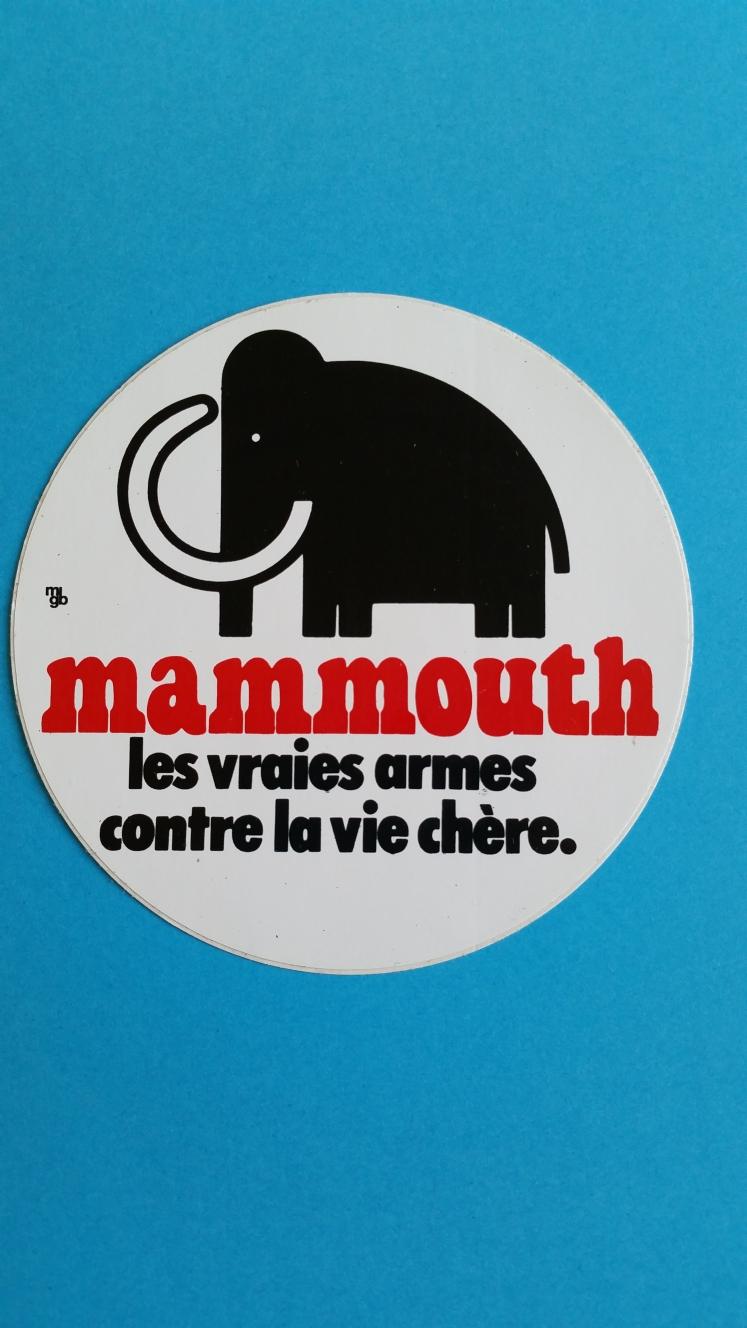 MAMMOUTH 0 Versailles (78)