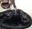 Sac-Manchon en fausse fourrure Antibes (06)