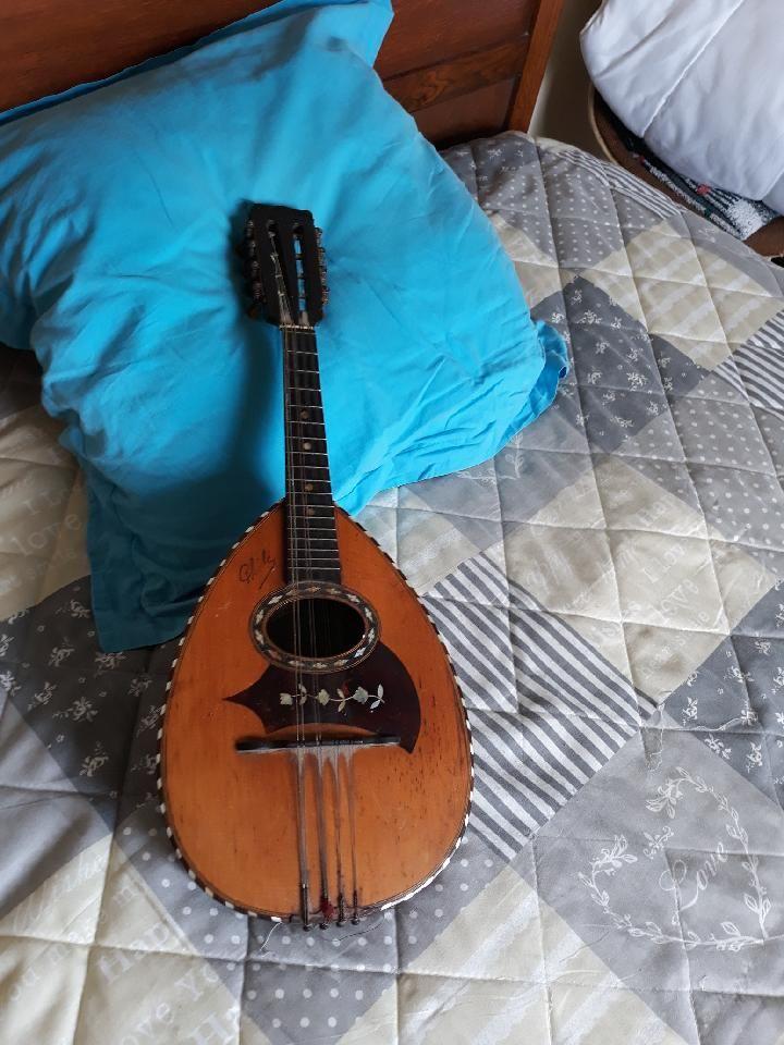 mandoline Phèbe d'époque Instruments de musique