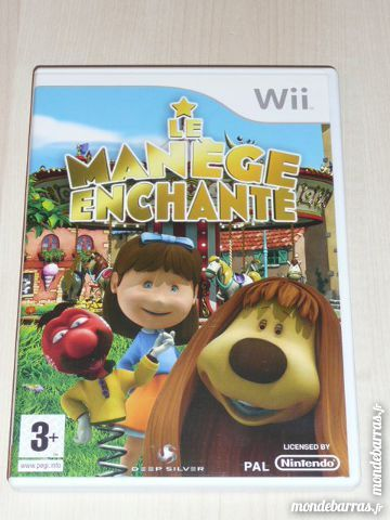 JEU Wii LE MANEGE ENCHANTE 5 Escalquens (31)
