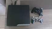 PS3 + Manette + jeux + casque  160 Althen-des-Paluds (84)