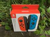 Manettes JOY-CON Nintendo (Neuves) 70 Paris 9 (75)