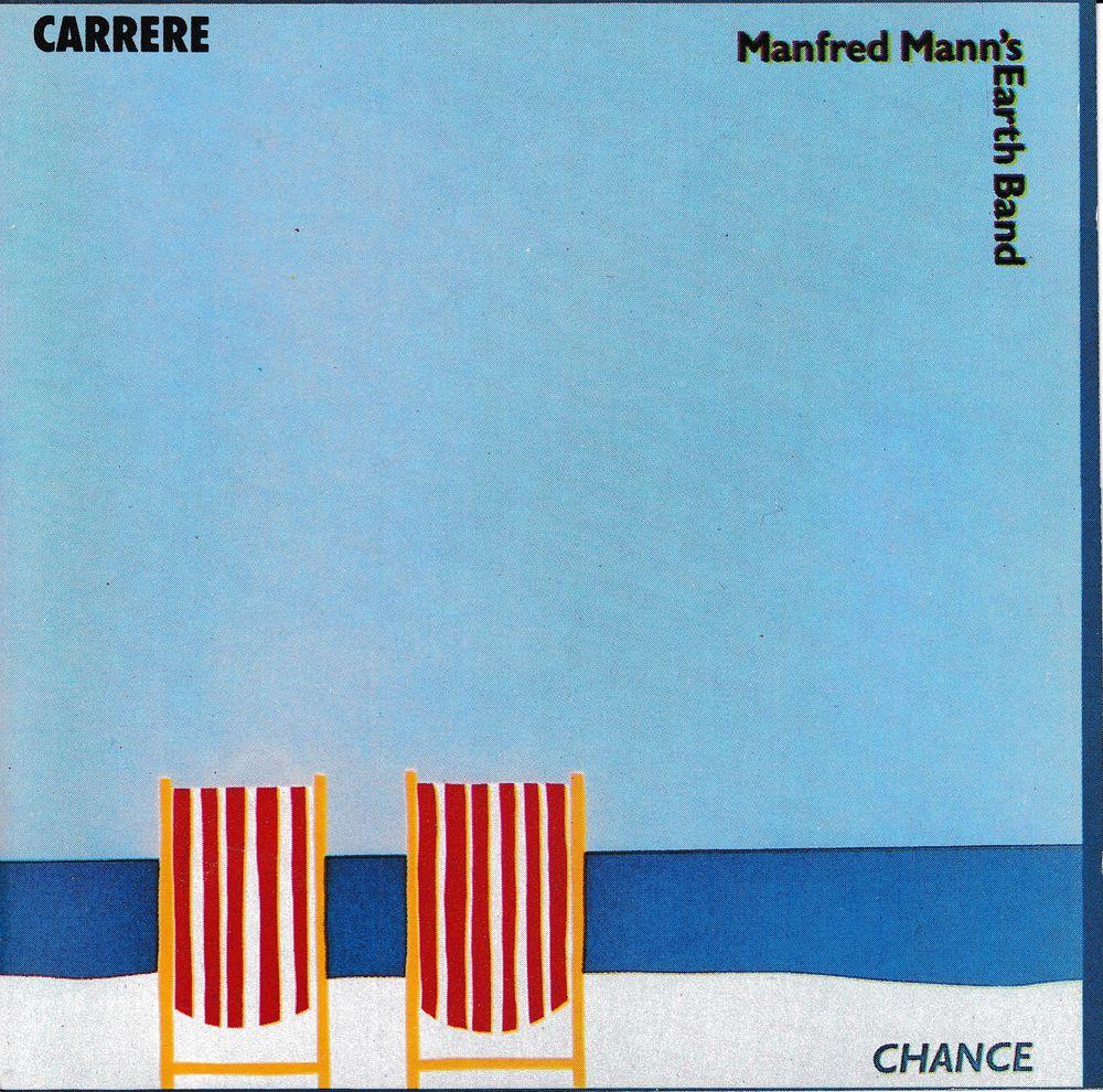 CD   Manfred Mann's Earth Band   Chance 30 Bagnolet (93)