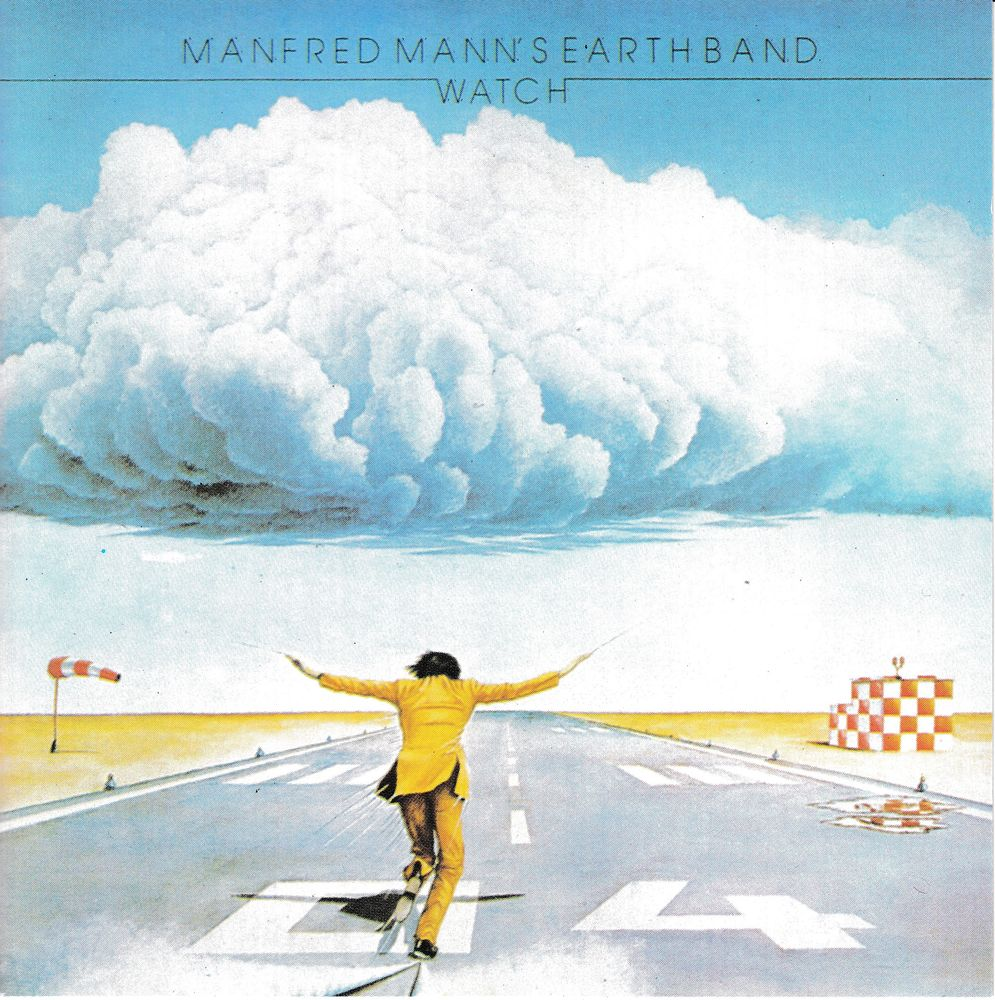 CD    Manfred Mann's Earth Band     Watch 15 Bagnolet (93)
