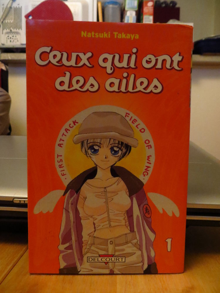 Manga  Ceux qui ont des ailes  - Vol. 1 4 Livry-Gargan (93)