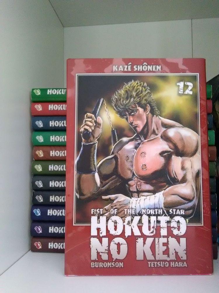 Manga Hokuto no Ken tome 1 à 12 40 Carcassonne (11)