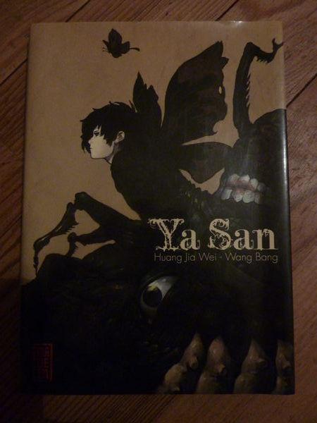 Manga  YA SAN   4 Bordeaux (33)