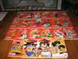 lot 22 mangas DRAGON BALL 67 A 85+ANIME COMICS 1+2+ double album 2 GLENAT Livres et BD