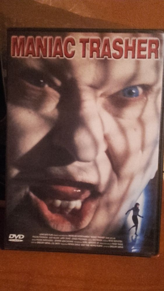 DVD Maniac trasher Pari mortel deadly Chromosome 3 1 Rixheim (68)