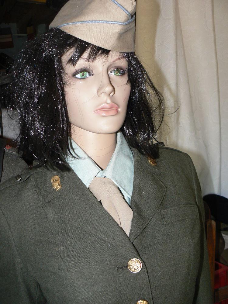 mannequin féminin us ww2  450 Le Tanu (50)