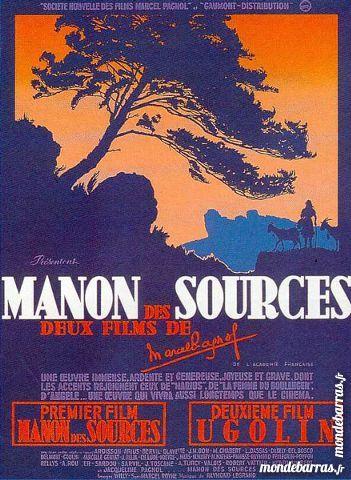 Dvd: Manon des sources (74) 6 Saint-Quentin (02)