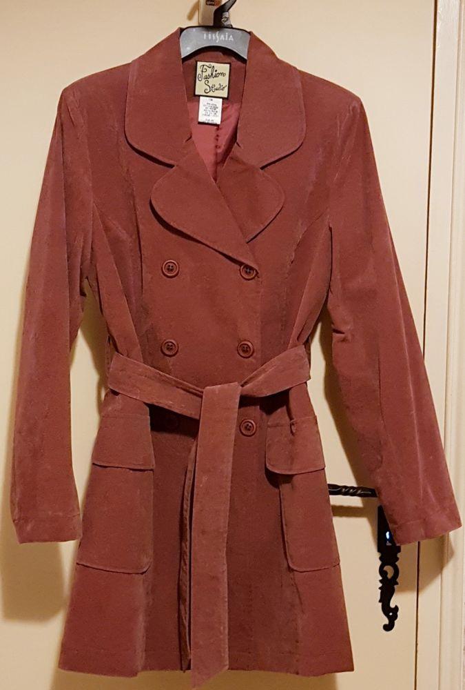 Manteau aspect daim 30 Marignane (13)