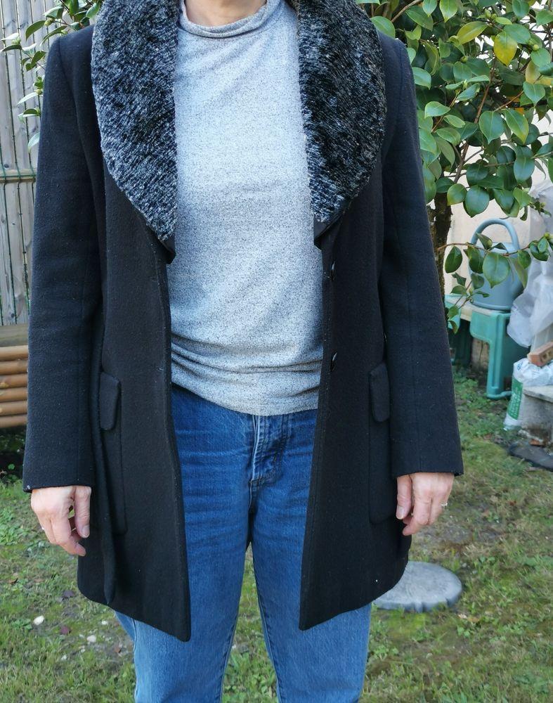Manteau avec capuche amovible 40 Mérignac (33)