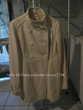 manteau 3/4 blanc cassé