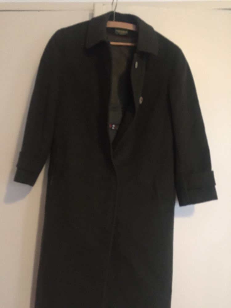 manteau coat laine femme 60 Antibes (06)