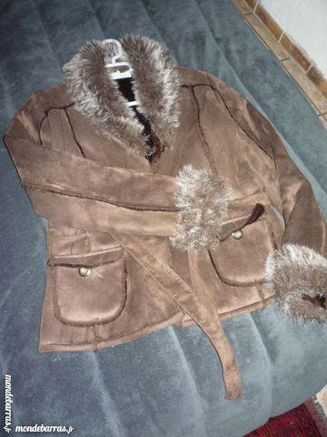 manteau court femme marron 30 Toulon (83)